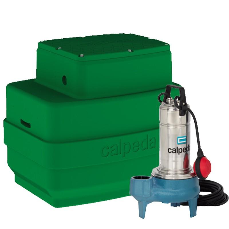 cuve relevage 230L neatfx eaux usées